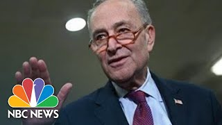 Schumer: Trump's Lawyers Have 'Work Cut Out For Them' Defending The President | NBC News