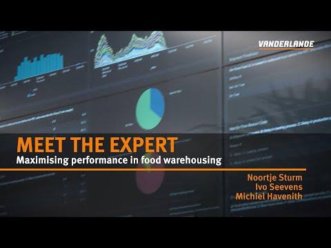 Meet the Expert vlog #9 |  Maximising performance in food warehousing