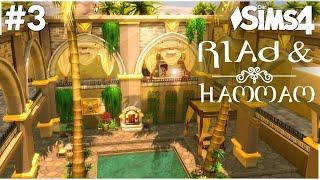 Riad & Hammam bauen LIVE 🔴 Die Sims 4 Let's Build mit Daniel & Jo 💚