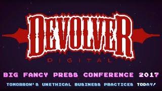 Devolver Bonus Press Conference
