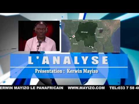 Analyse du 22 mars 2017 Le Congo à l'ordre du jour du Conseil de sécurité de l'ONU