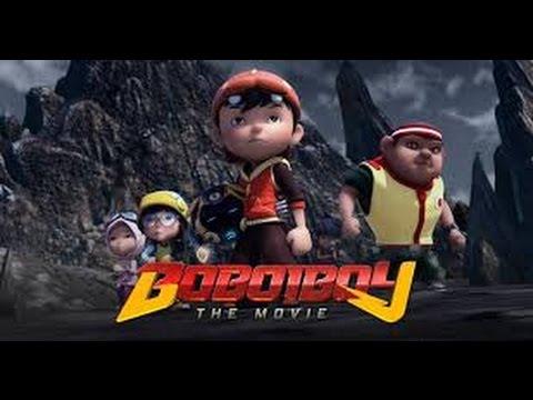 Kisah Boboiboy with Fang