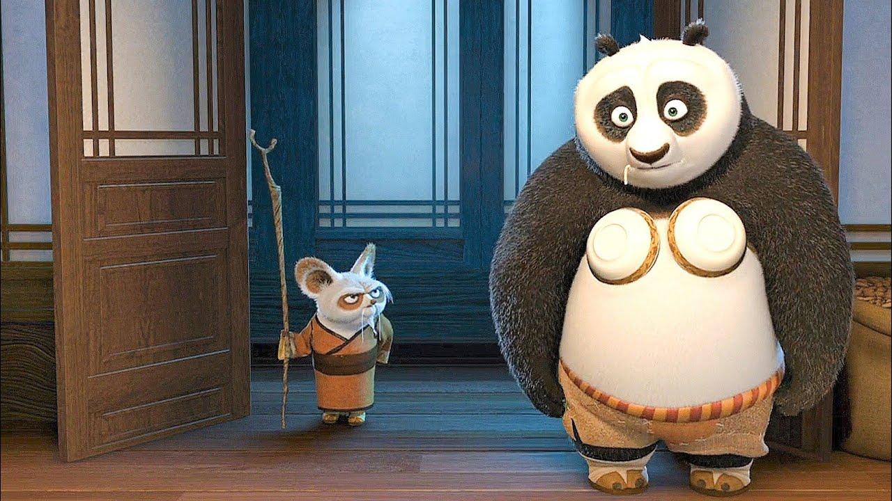 Kung Fu Panda Kinox