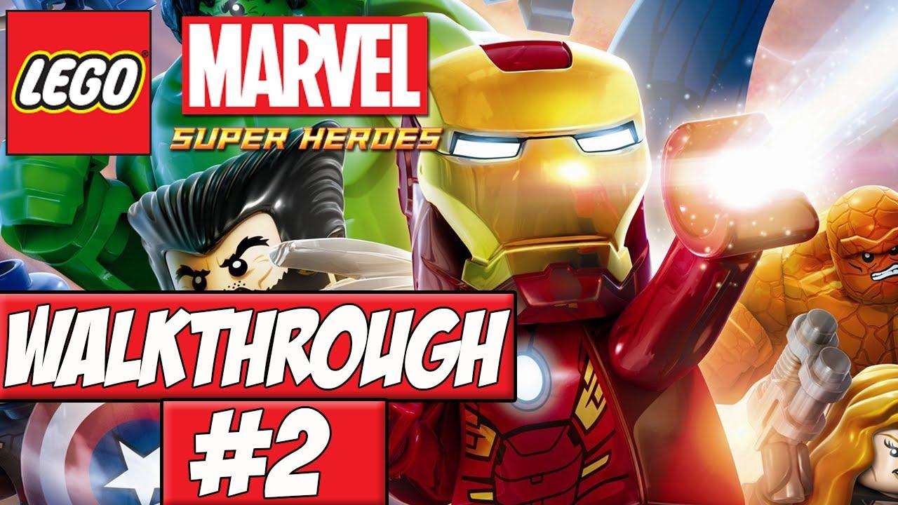 Lego marvel super heroes codes