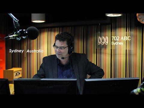 James Valentine from 702 ABC radio Sydney, tells us to listen