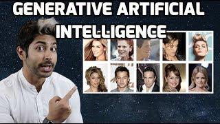 Generative Artificial Intelligence
