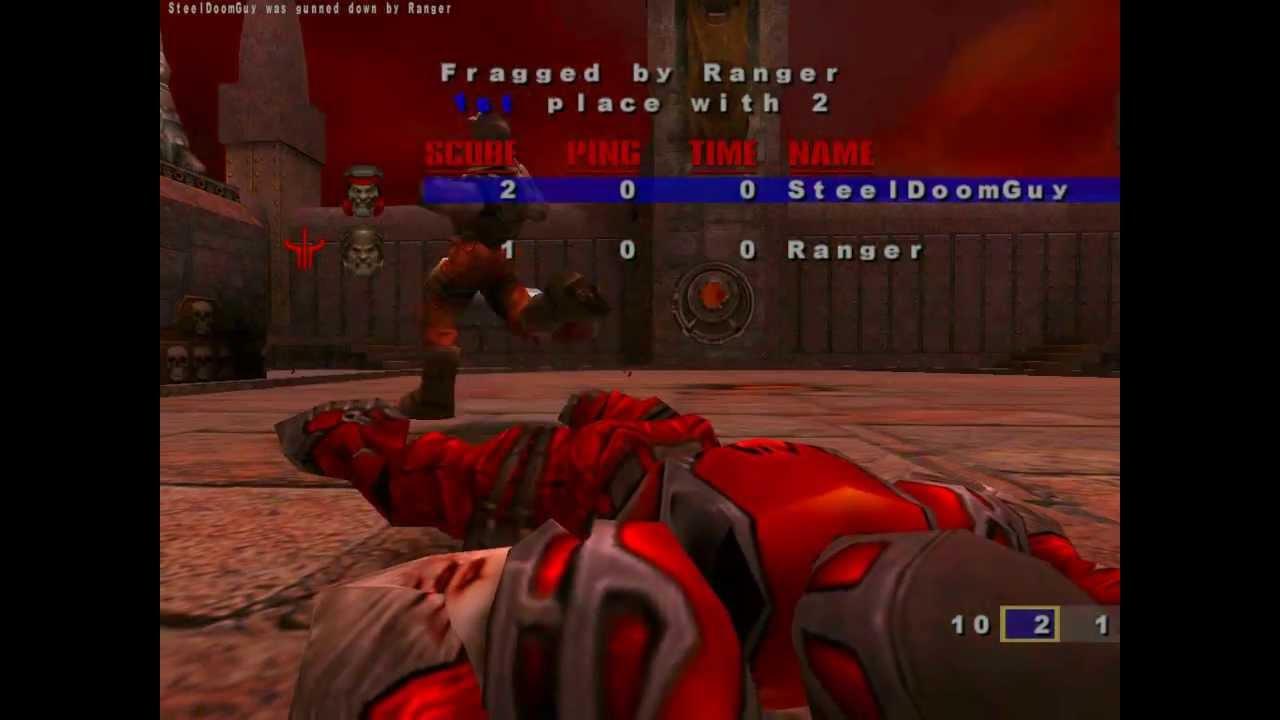 Quake 3 arena hi-res textures