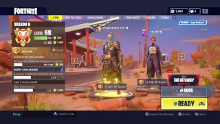 Tring to get the msk Fortnite game play