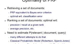 bir 5 from prp to a retrieval model
