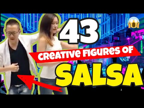 43 Creative Figures of Salsa Season 1 - SexyLatinDancing.com