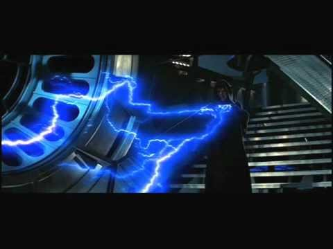 Star Wars Emperor Lightning Hands Sound Effect Youtube