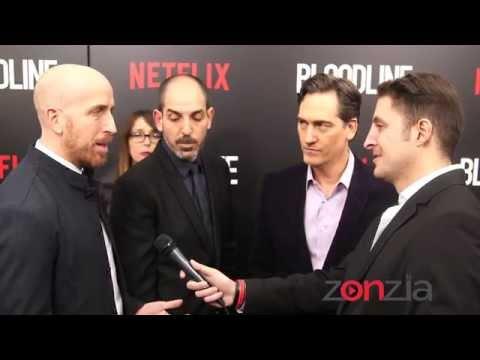 Todd A. Kessler, Glenn Kessler & Daniel Zelman at the
