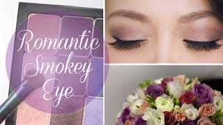 Bridal Purple Smokey Eyes Tutorial Thumbnail