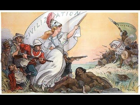 African civilization vs. European civilization