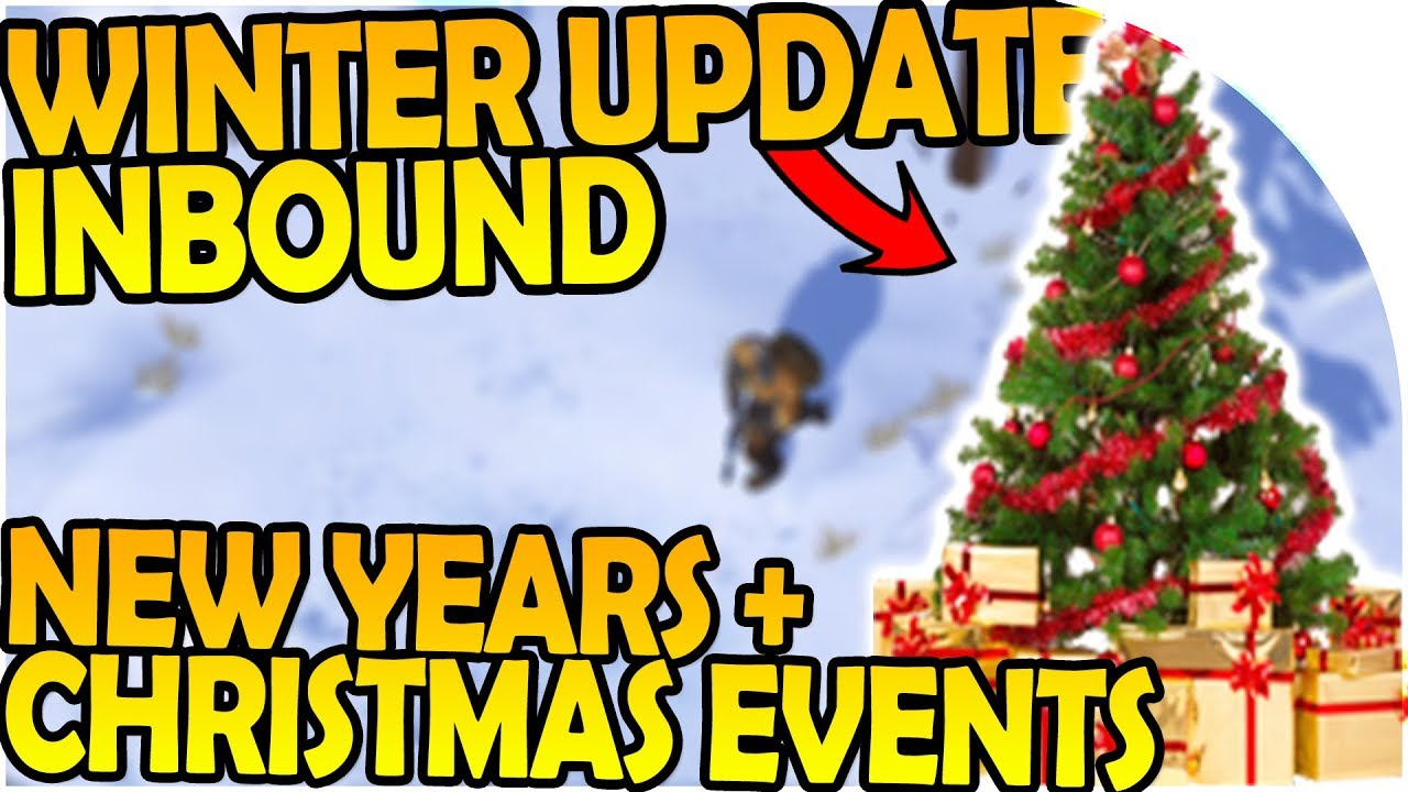 WINTER UPDATE INBOUND – CHRISTMAS EVENT + NEW YEARS EVENT – Last Day On Earth Survival 1.6.8 Update – YouTube