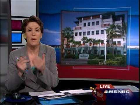 MSNBC Investigation - Rachel Maddow Tax Shelter Crackdown