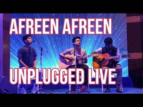 Download Afreen Afreen unplugged cover |Nusrat fateh ali khan|Sonu parihar |Rey Rozerr