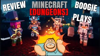 Minecraft Dungeons Review - Boogie Plays