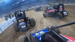 GoPro HyperSmooth 2.0 Boost   Bar Cam Christopher Bell - A-Main