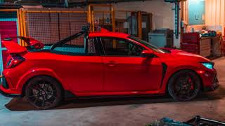 FTW! Honda Civic Type R Pick Up Customized the Ugly Style