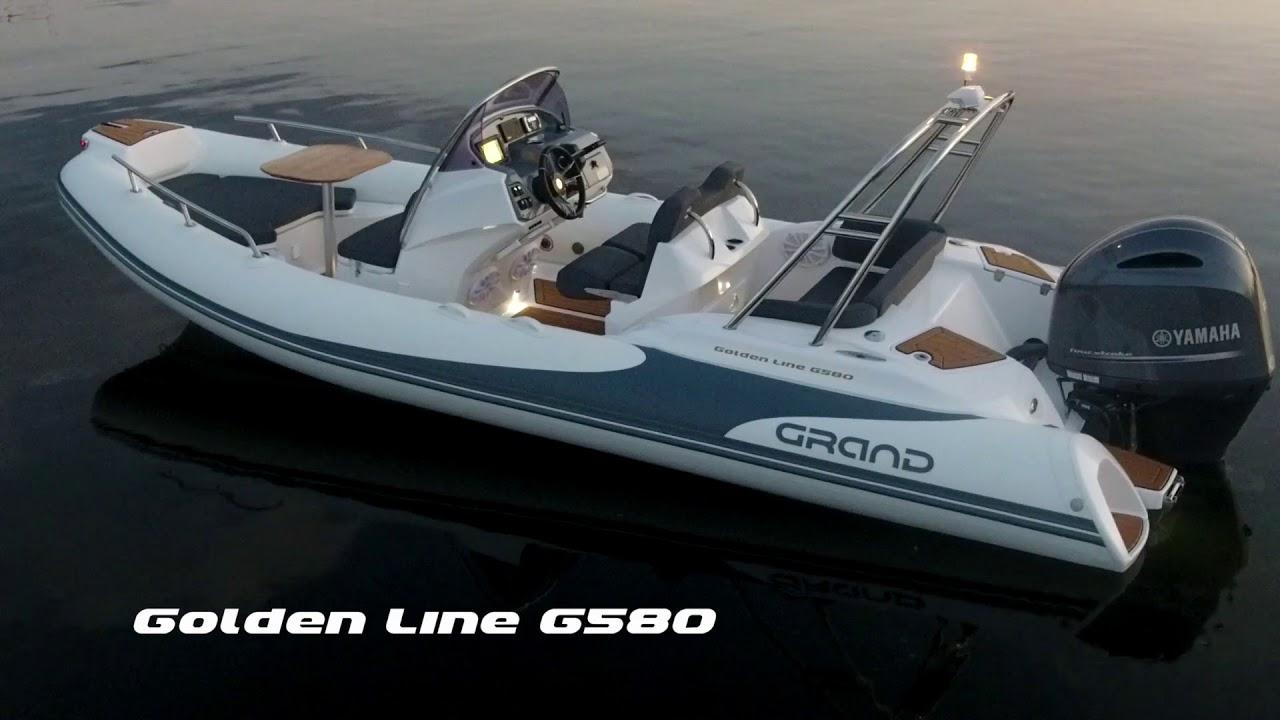 Grand Golden Line G580lf Youtube