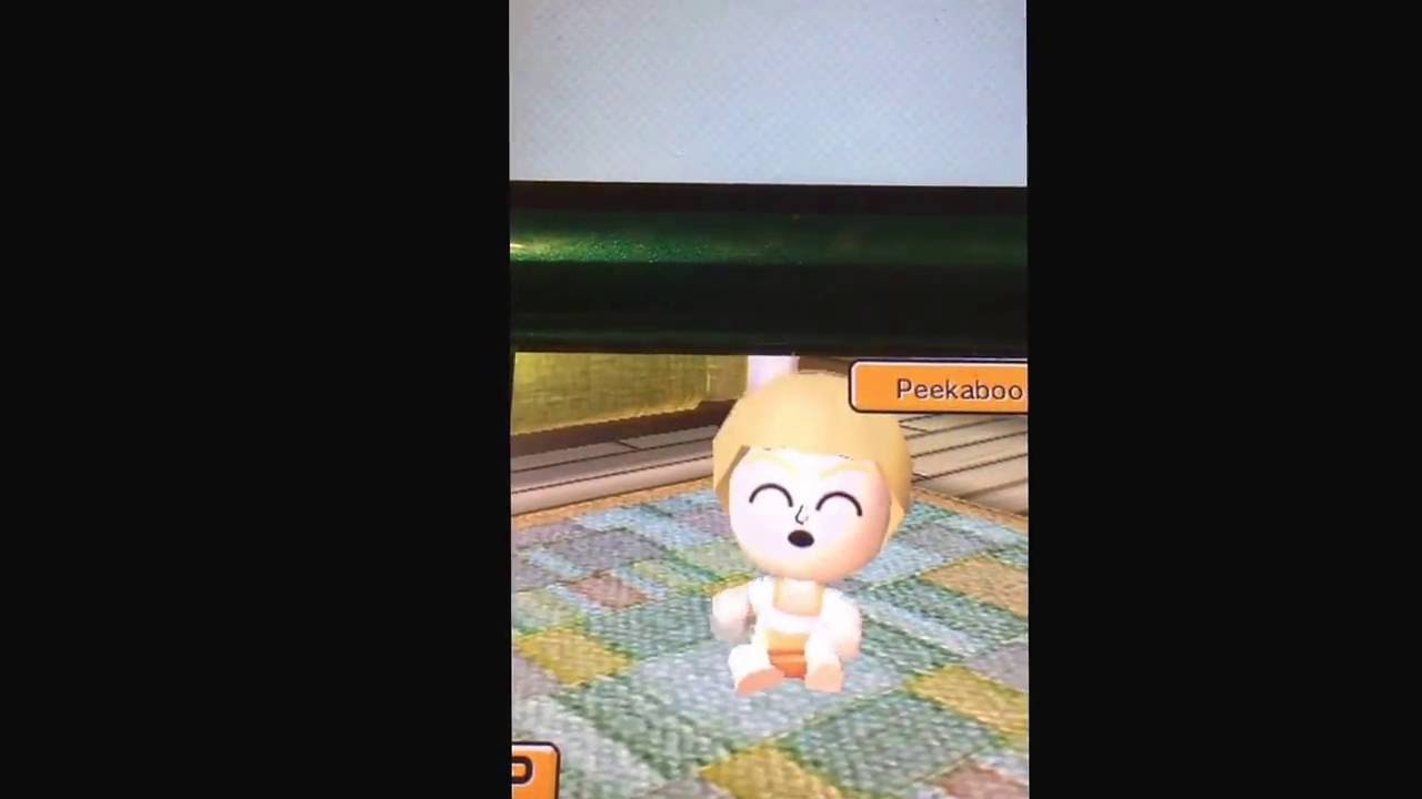 Daisy Mii Qr Code Tomodachi Life: How To Take Care Of A Baby Properly (All