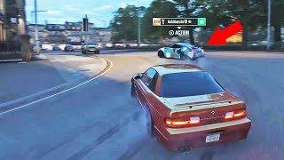 Forza Horizon 4 - Trening z mistrzem w/ Marquis