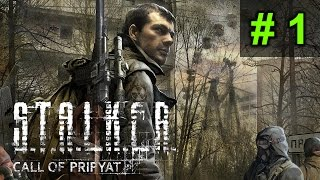 S.T.AL.K.E.R. Call of Pripyat 1080p - Playthrough [No Commentary] - Part 1/4