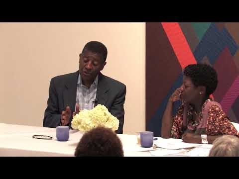 William T. Williams and Thelma Golden in conversation