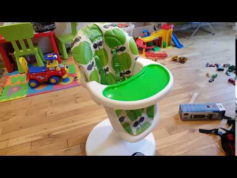 Cosatto highchair 360 apples used ebay 04022018