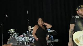AB Quintanilla with Suzette playing at The Aztec Theatre in San Antonio, Texas August 31, 2019 YouTube Videos