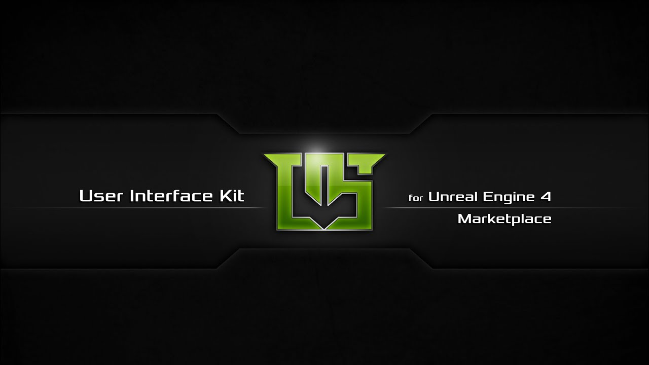 User Interface Kit - Unreal Engine Forums