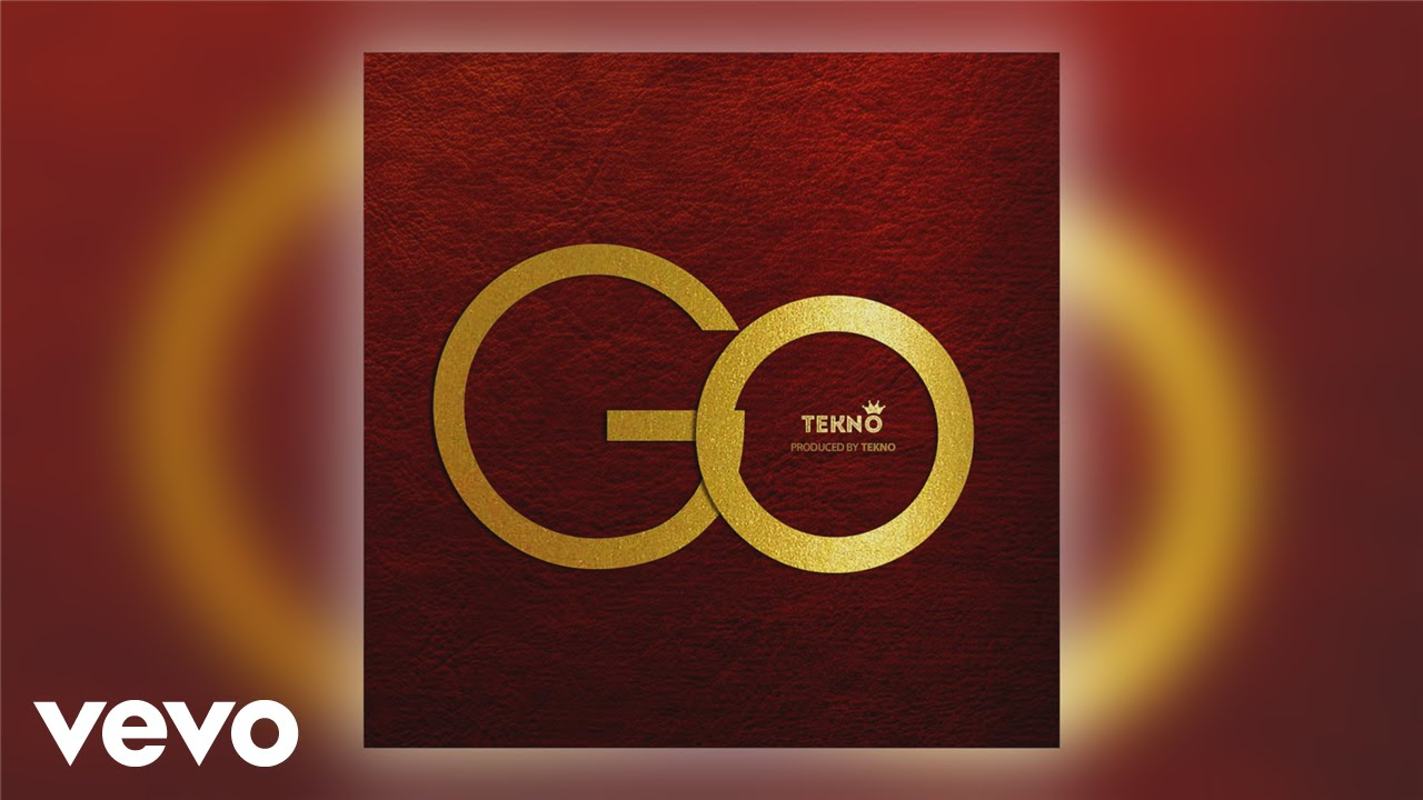 Tekno - GO (Official Audio)