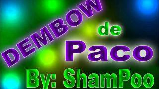 Shampoo Mundial -Paco_(Prod.by Nitido)