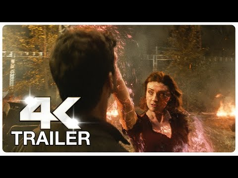 X-MEN DARK PHOENIX : 6 Minute Trailers (4K ULTRA HD) NEW 2019 thumbnail