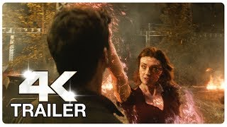 Download X-MEN DARK PHOENIX : 6 Minute Trailers (4K ULTRA HD) NEW 2019 Mp3 and Videos