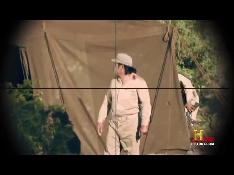 O Lendario Sniper Carlos Hathcock