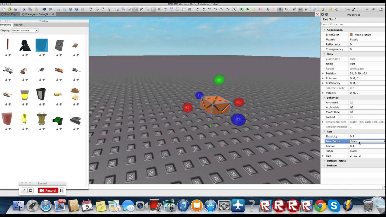 How to add text on an object roblox studio