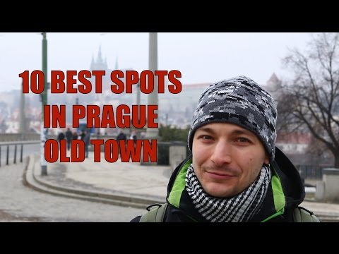 10 spots to visit in Prague - Old Town
