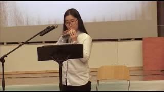 오카리나 연주: 야베스의 기도