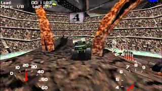 Monster Truck Madness 2 - Torture Pit