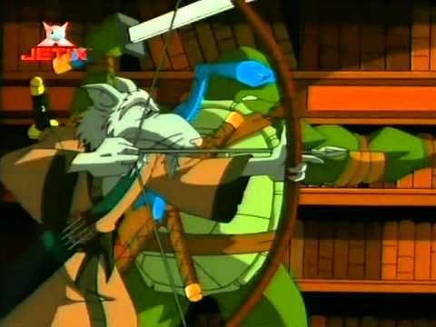 Teenage Mutant Ninja Turtles 2003 Deutsch