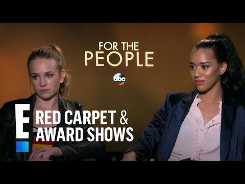 """For the People"" Cast Proud of Onscreen Female Friendship 