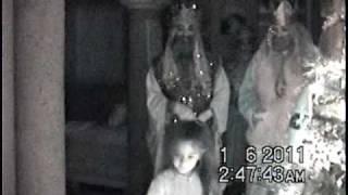 Los Reyes Magos existen /vídeo con Night-CAM