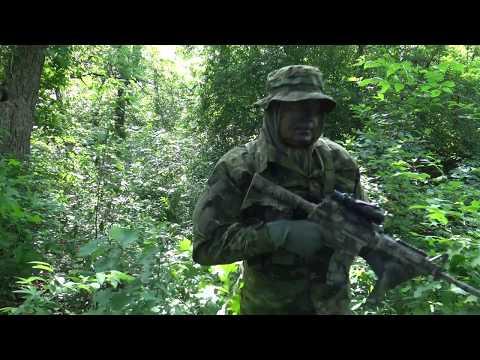 Multicam Tropic Camouflage Effectiveness