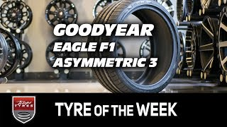 видео Goodyear Eagle F1 Asymmetric 3