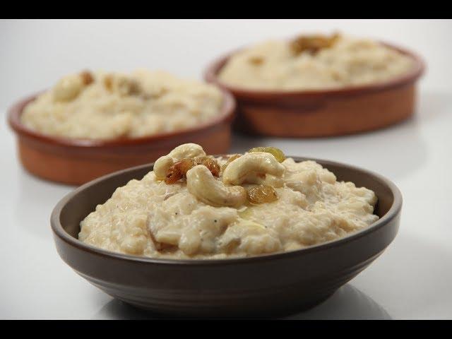 Gudwali Kheer | Cooksmart | Sanjeev Kapoor Khazana