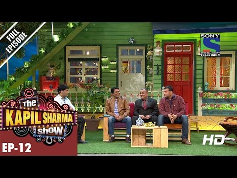 The Kapil Sharma Show - दी कपिल शर्मा शो–Ep-12-Team CID in Kapil's Mohalla – 29th May 2016