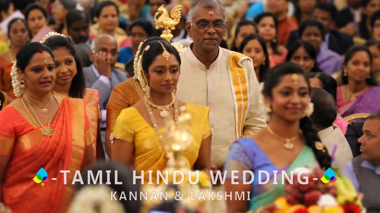 KANNAN & LAKSHMI TAMIL HINDU WEDDING
