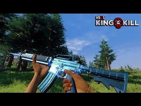 Chasing Royalty Fives Group 10 Kills!-H1Z1 King of the Kill Gameplay